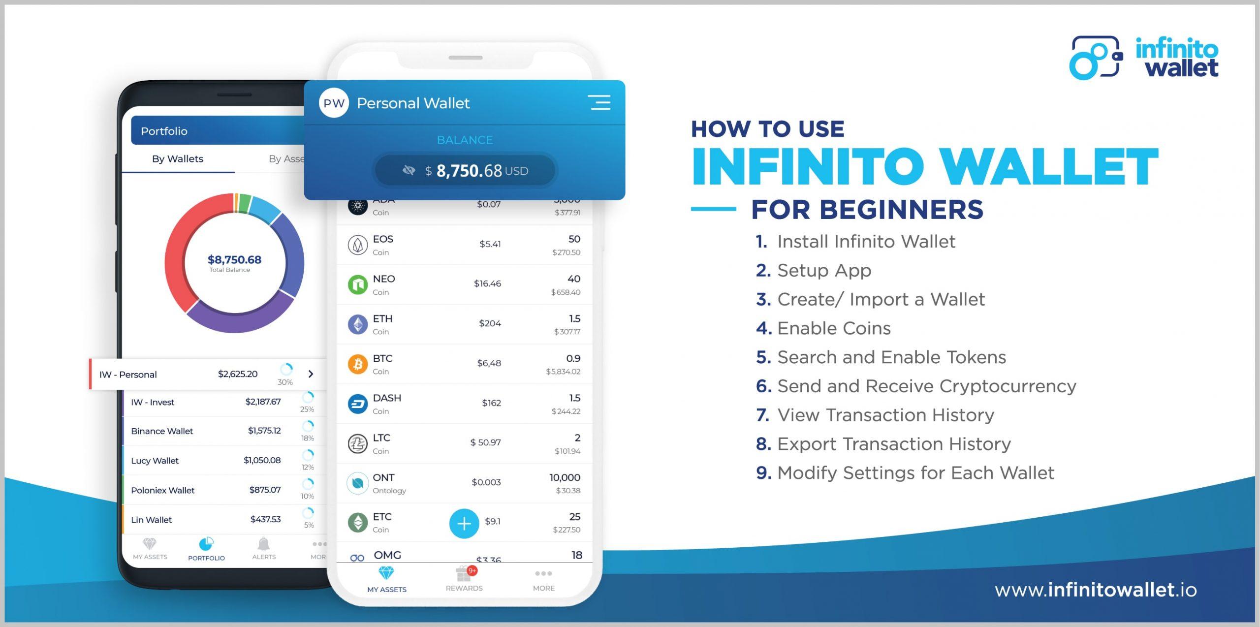 Bitcoin Cüzdan Uygulamaları