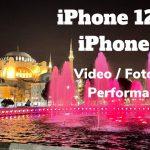 iPhone 12 Fotoğraf ve Video Performansı