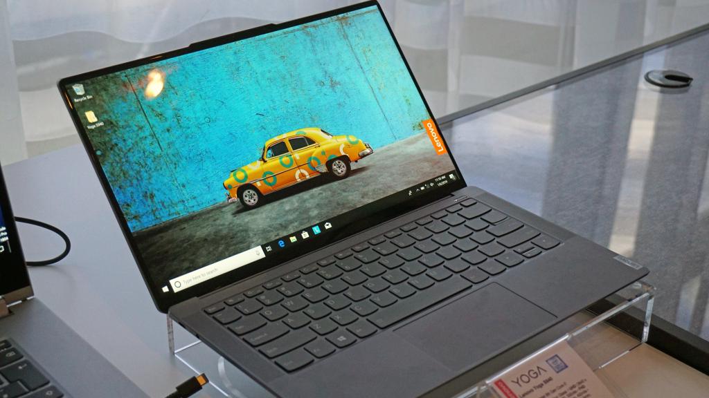 Lenovo Yoga S940 Ekran
