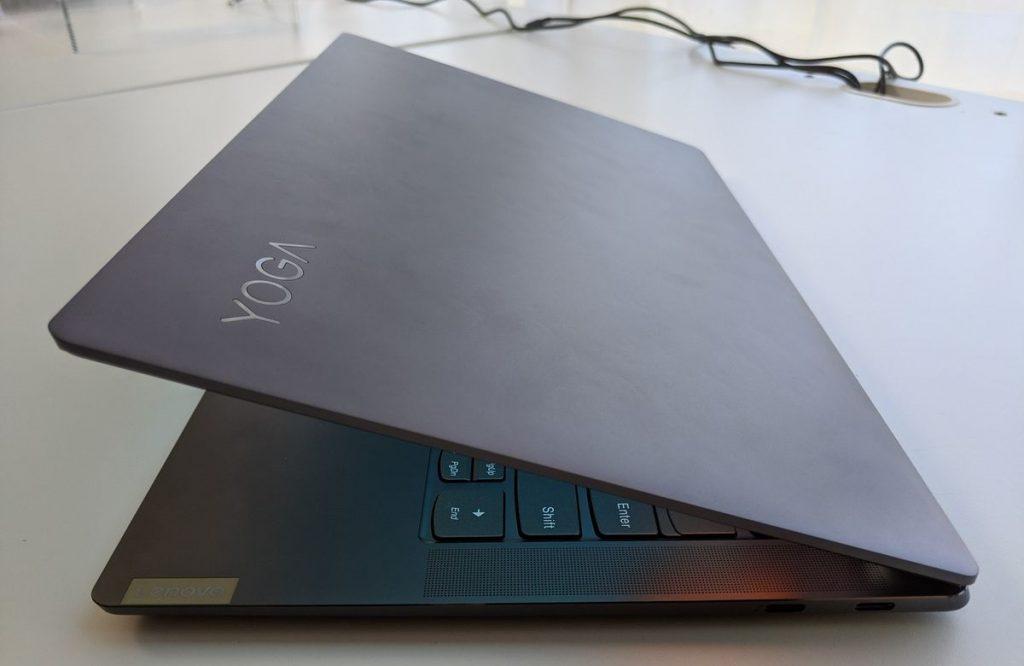 Lenovo Yoga S940 Tasarımı