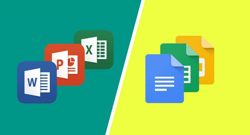Microsoft Office Google Workspace Entegrasyonu