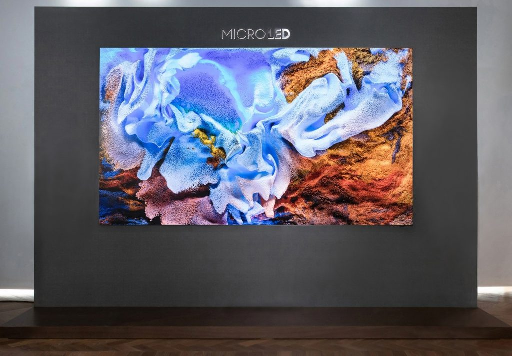 Samsung MicroLED Televizyon Fiyatı