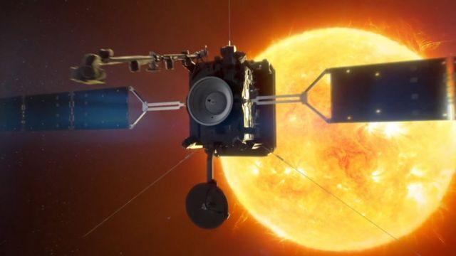 Solar Orbiter Venüs Geçişi