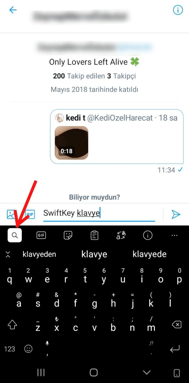 SwiftKey Klavye Nasıl Kullanılır?