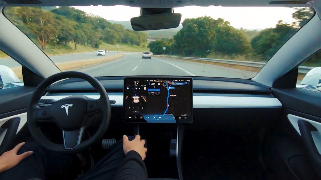 Tesla Otonom Sürüş Aylık Abonelik