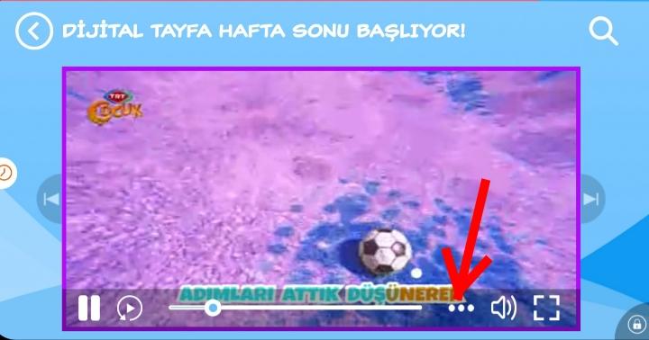 TRT Çocuk Mobil Nasıl Oyun Oynanır?