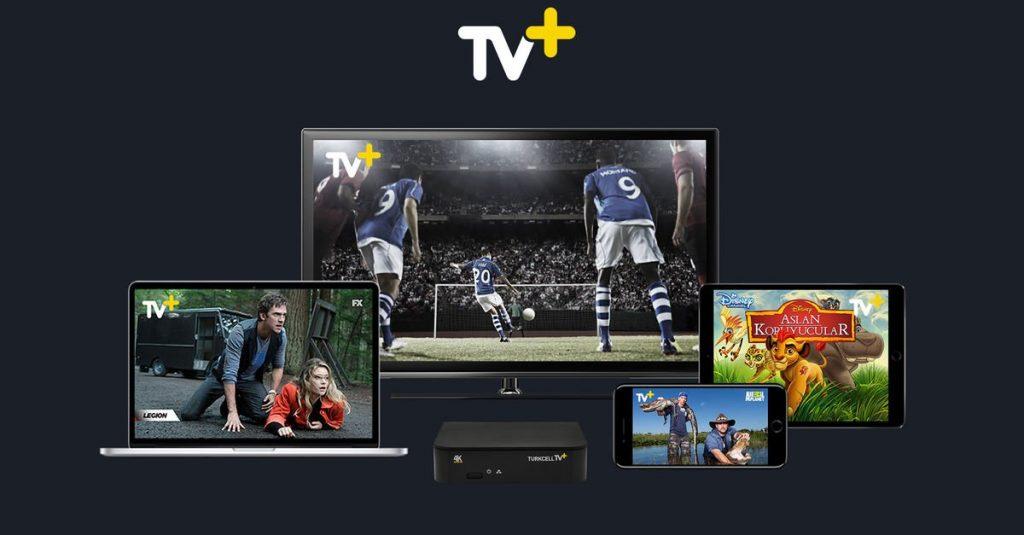 Turkcell TV+ 5 GB Hediye