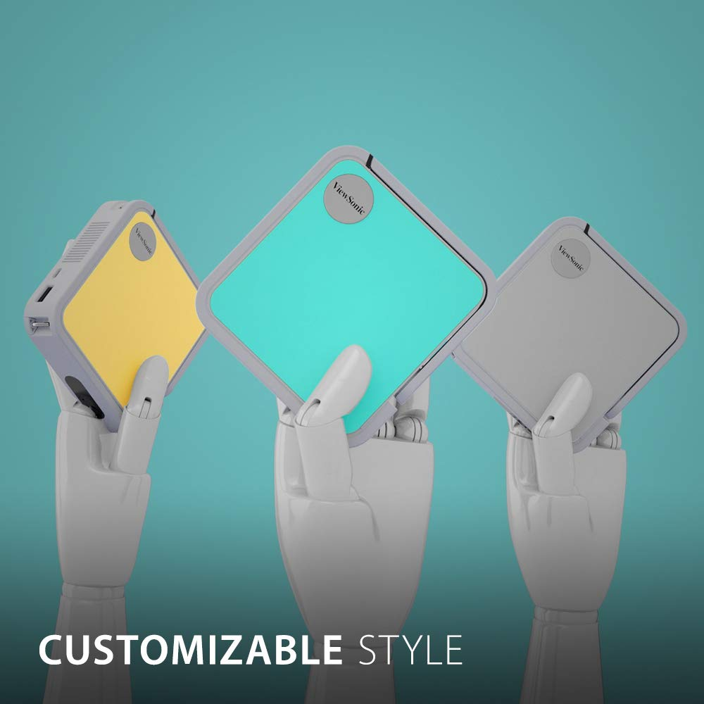 ViewSonic M1 Mini Tasarımı