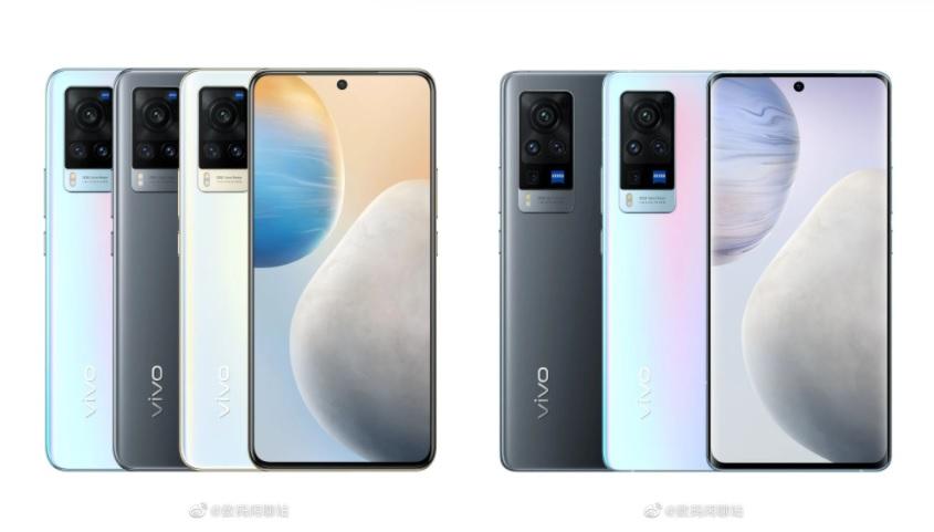 Vivo X60 Özellikleri