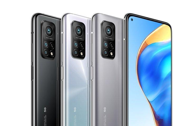 Xiaomi Mi 10T Pro Tasarımı