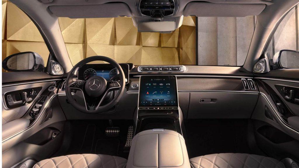 Yeni Mercedes-Benz S-Serisi