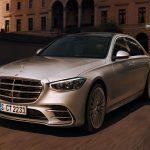 Yenilenen Mercedes-Benz S-Serisi