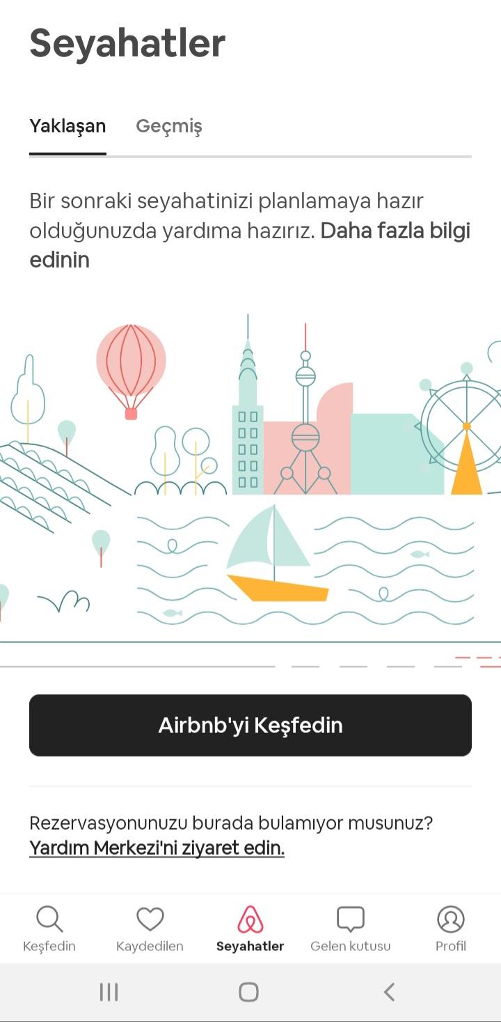 Airbnb Nedir?