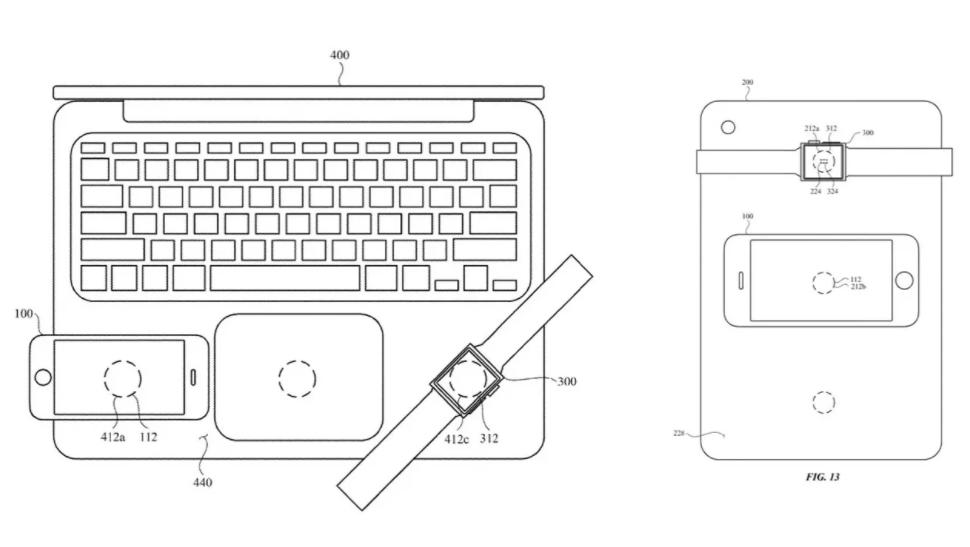 Apple Yeni Patent