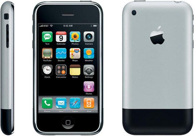 İlk iPhone Satış Adedi