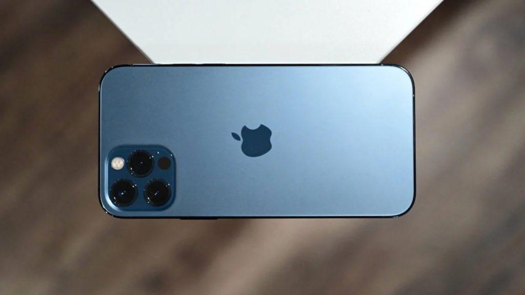 iPhone 12 Pro Tasarımı