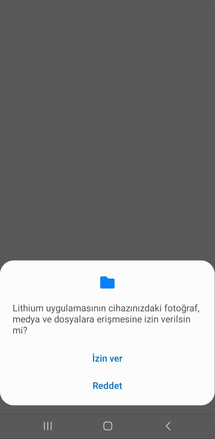 Lithium Nedir?