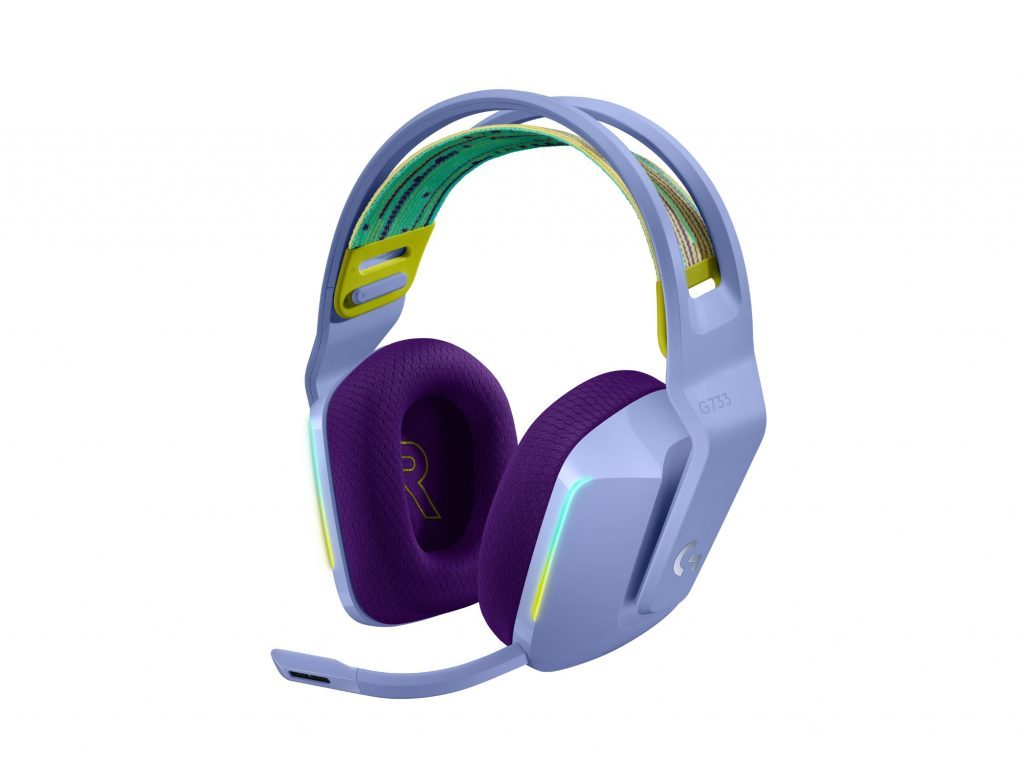 Logitech G733 Oyuncu Kulaklığı