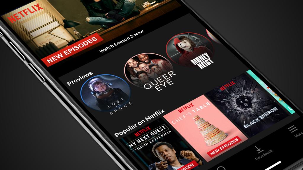 Netflix Yeni Ses Formatı