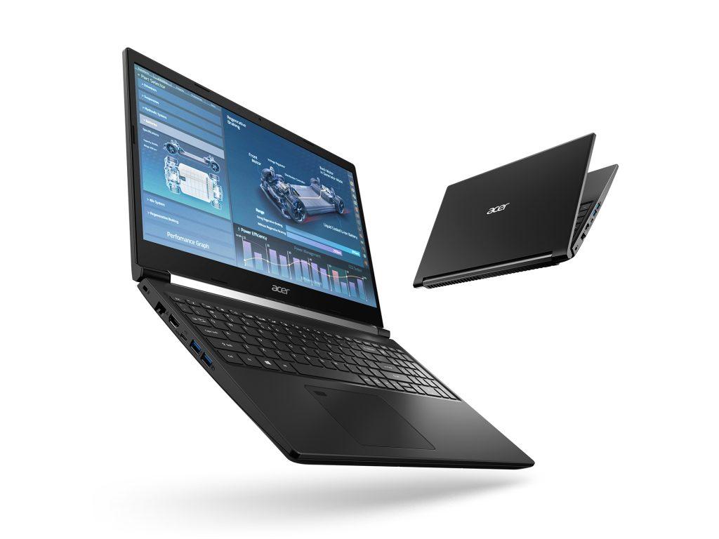 Yeni Acer Aspire 7