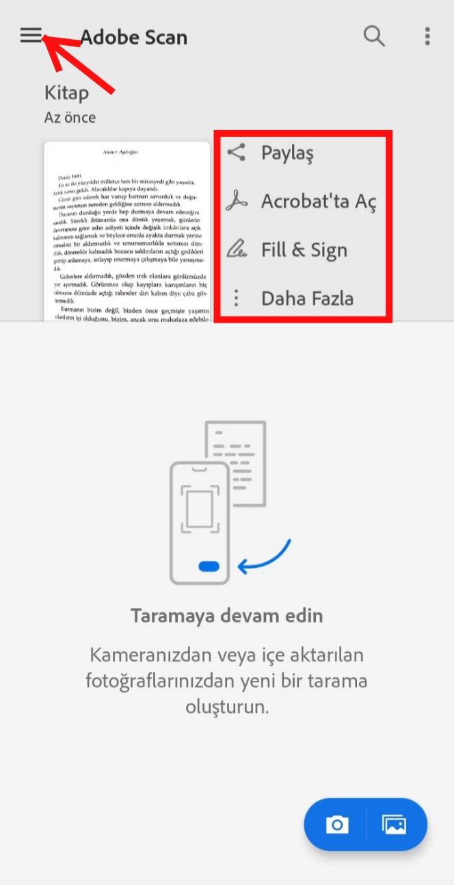 Adobe Scan Ücretli mi?