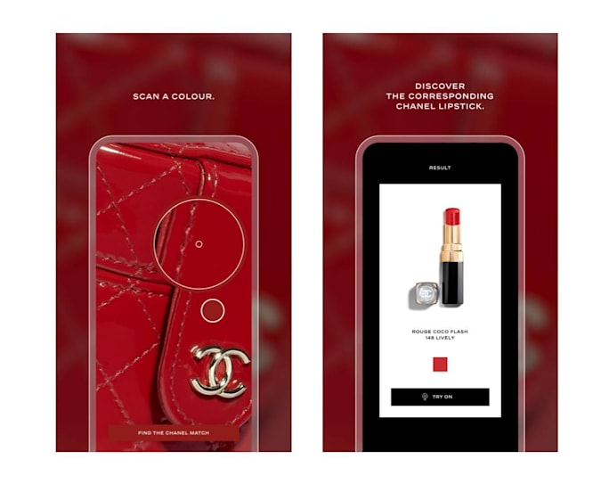 Chanel Mobil Uygulama