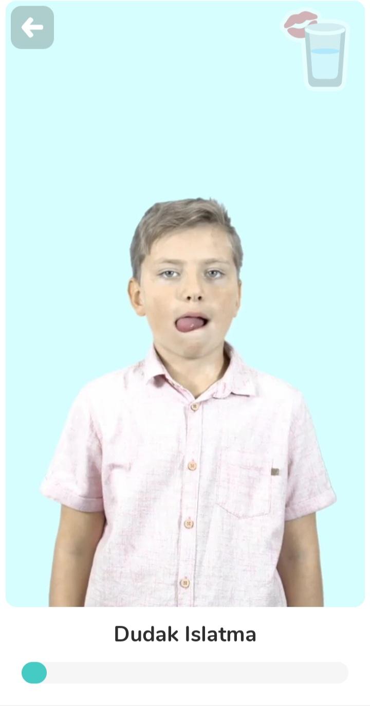 Dinle Konuş Uygulamasında Temel Sesler Nasıl Öğrenilir?
