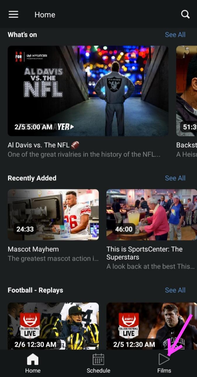 ESPN Nedir?