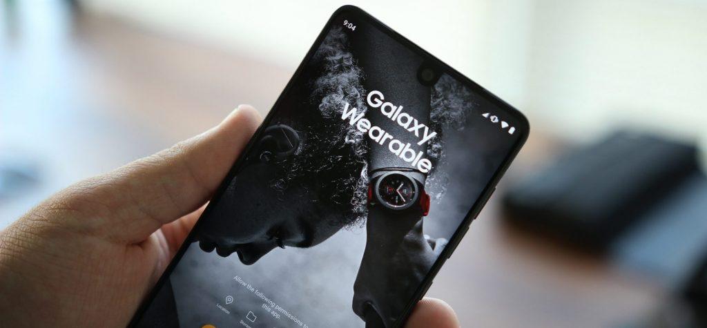 Galaxy Wearable Uygulaması