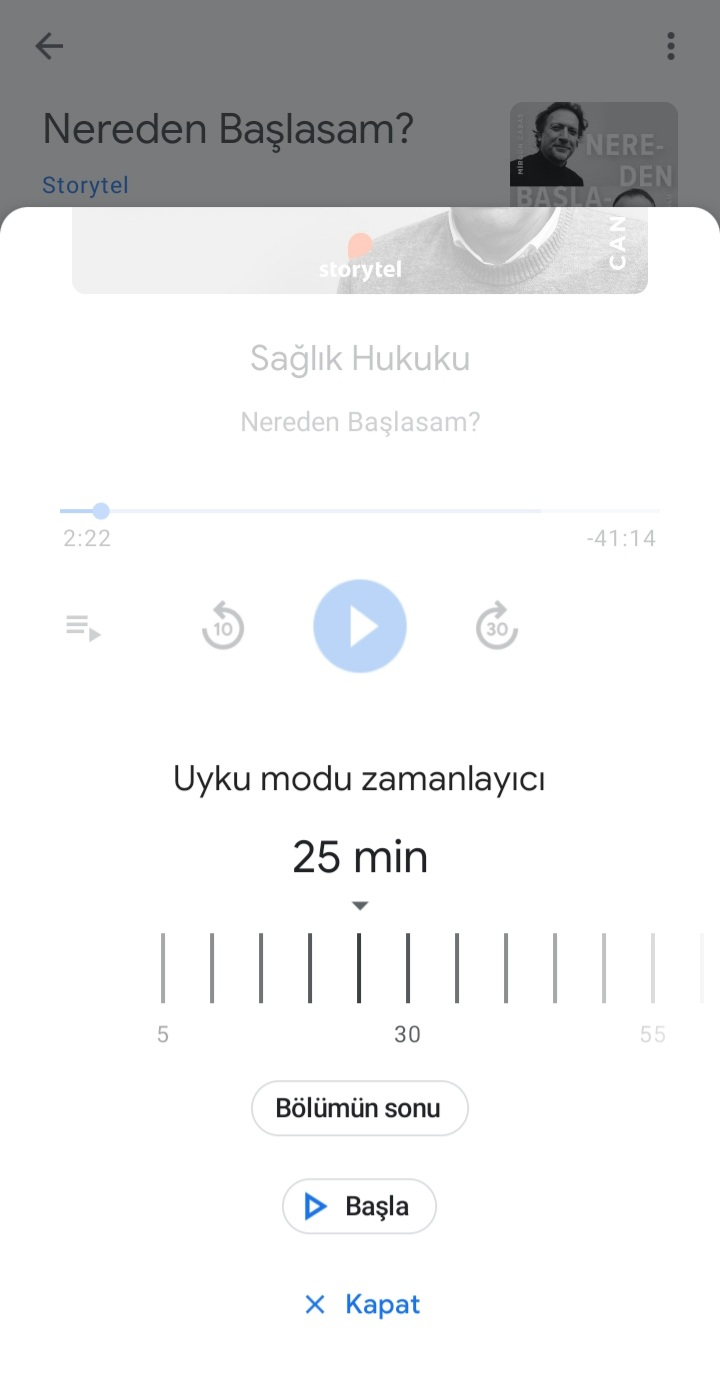Google Podcasts Nedir?