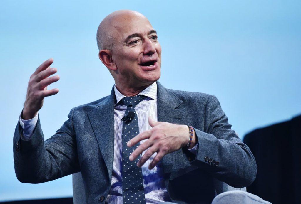 Jeff Bezos CEO