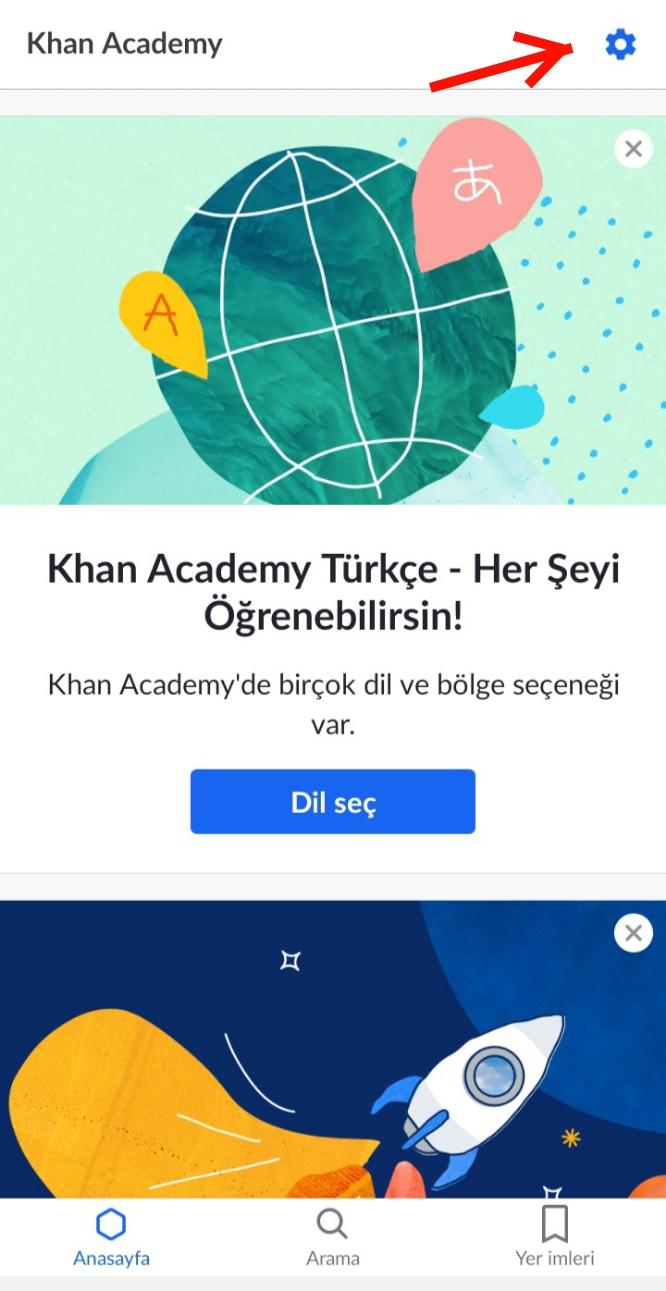 Khan Academy Uygulaması Nasıl Kullanılır?