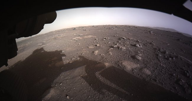 NASA Mars İnsan Kirliliğinden Koruma
