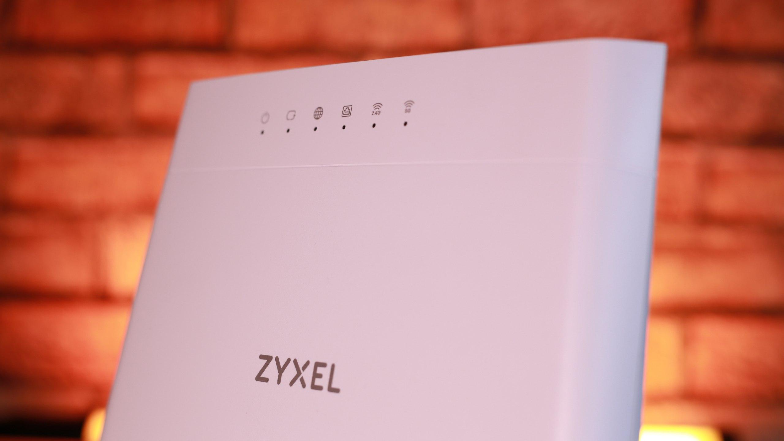 Zyxel WMG3625-T50B modem