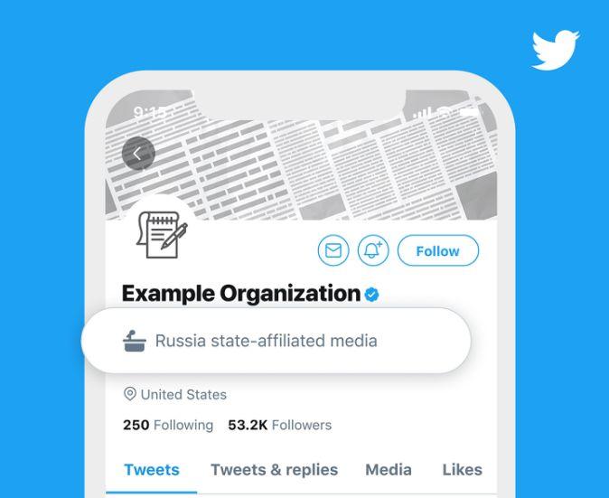 Twitter Devlet Güdümlü Medya