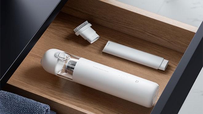 Xiaomi Mi Vacuum Cleaner Mini Tasarımı