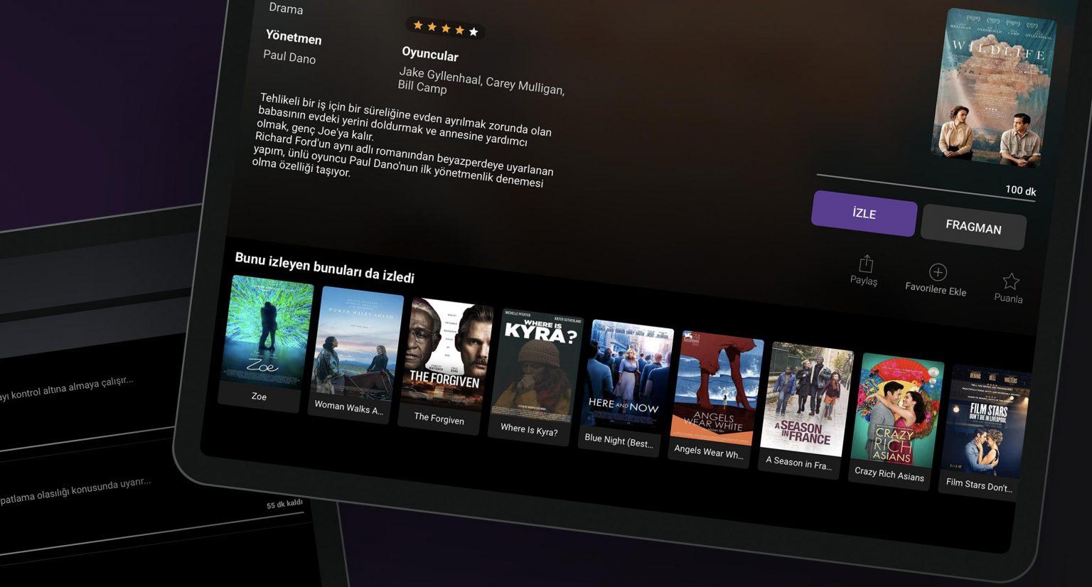 Dijital Platformlarda İzleyebileceğiniz Filmler
