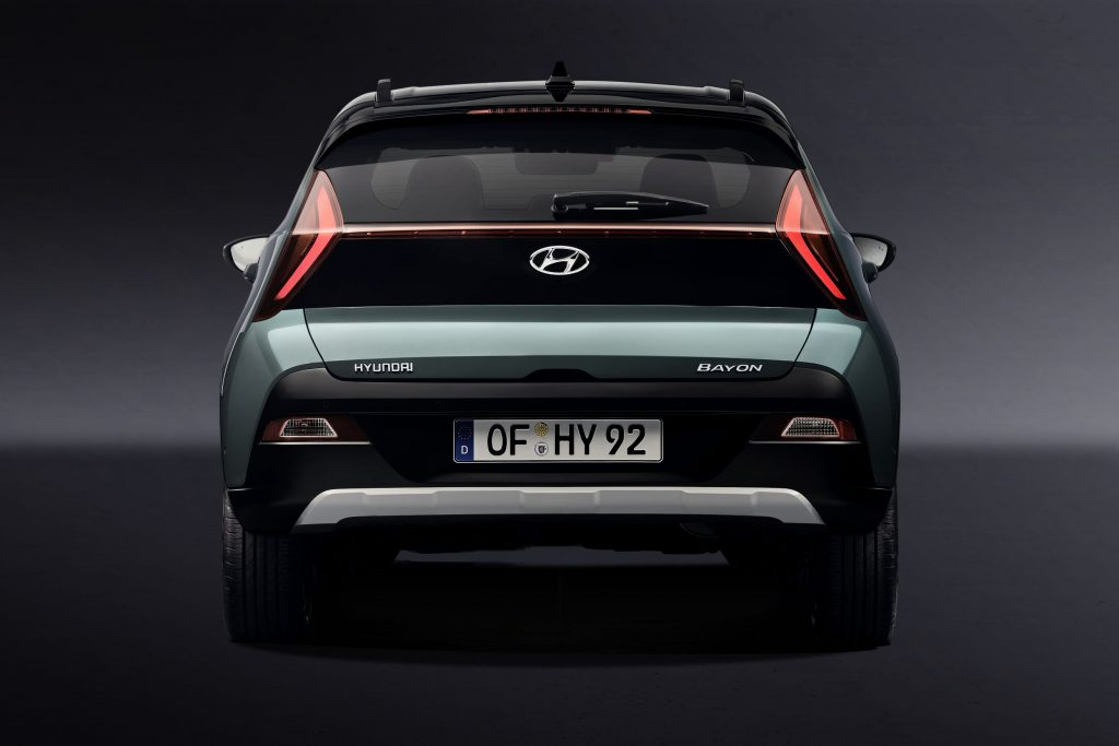 Hyundai BAYON Avrupa