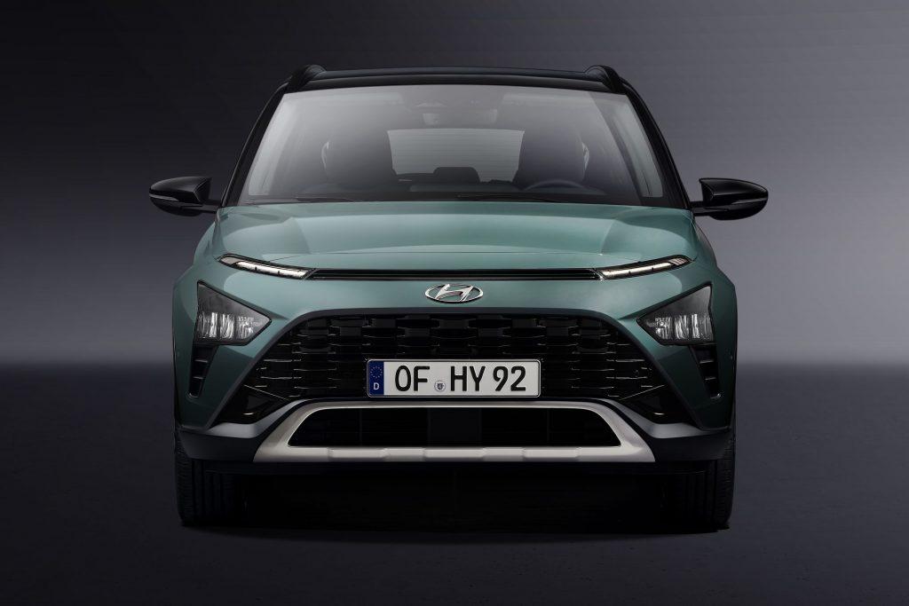 Hyundai BAYON Renk Seçeneği