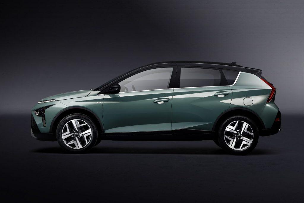 Hyundai BAYON Tasarım