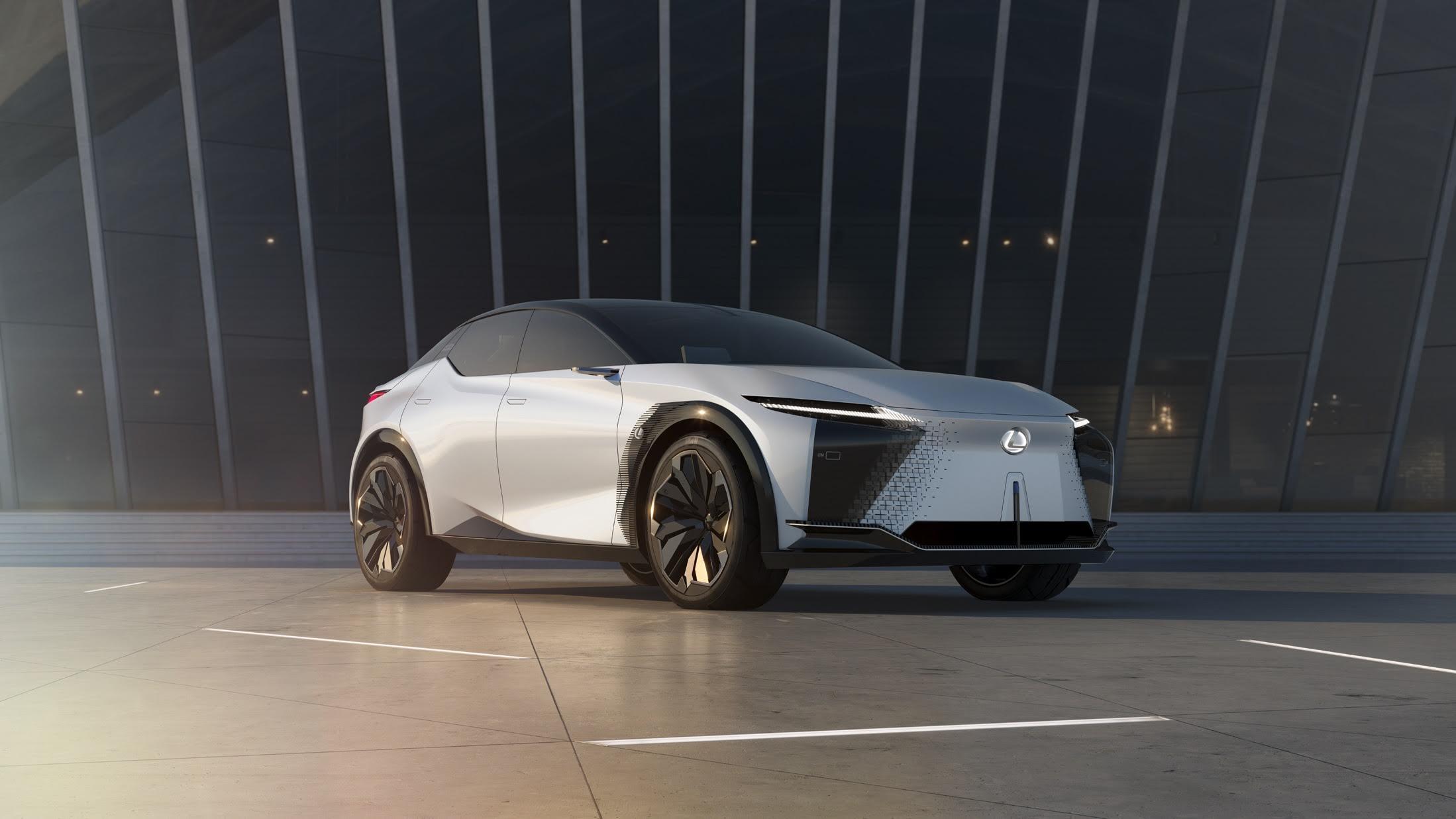 Lexus Yeni Elektrikli Konsept Aracı LF-Z Electrified 'ı Tanıttı -  TeknoSafari
