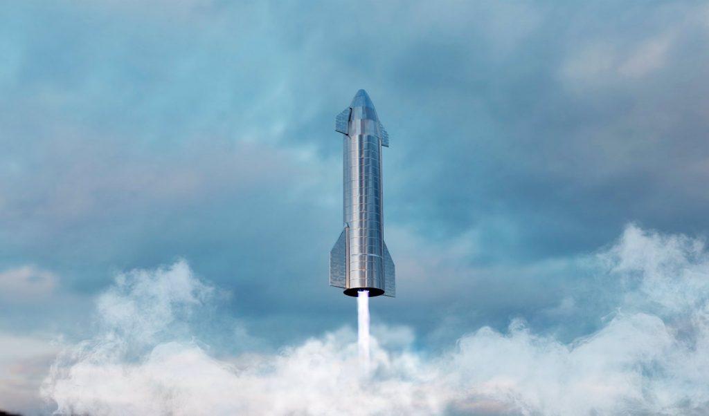 SN8 Test Uçuşları
