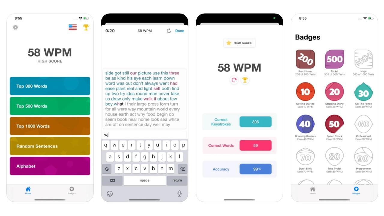 Klavye Hız Testi Yapabileceğiniz Mobil Uygulamalar