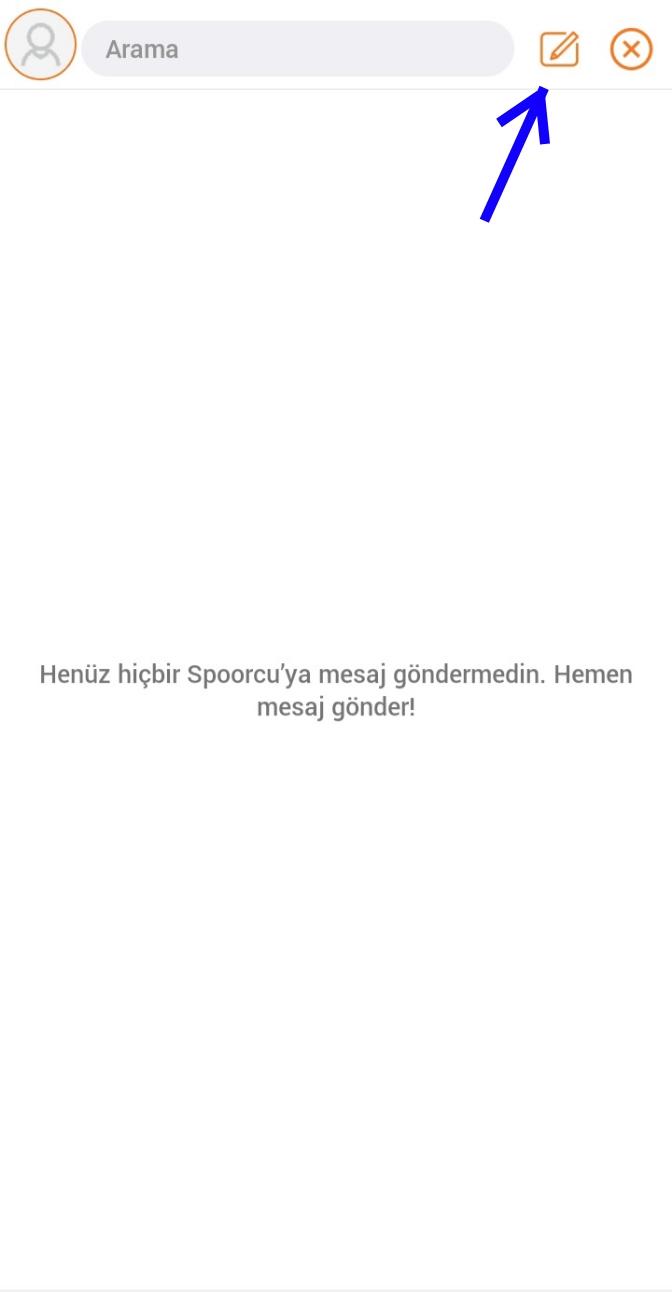 Spoorcu Hesap Dondurma