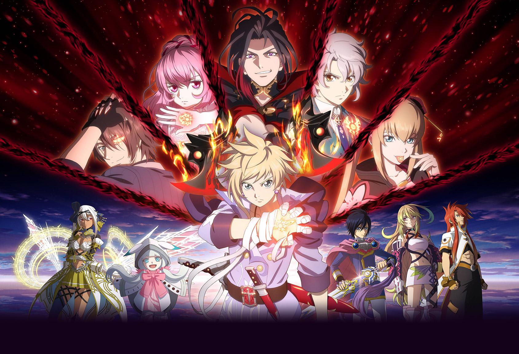 Anime Tarzında Geliştirilmiş Oyunlar