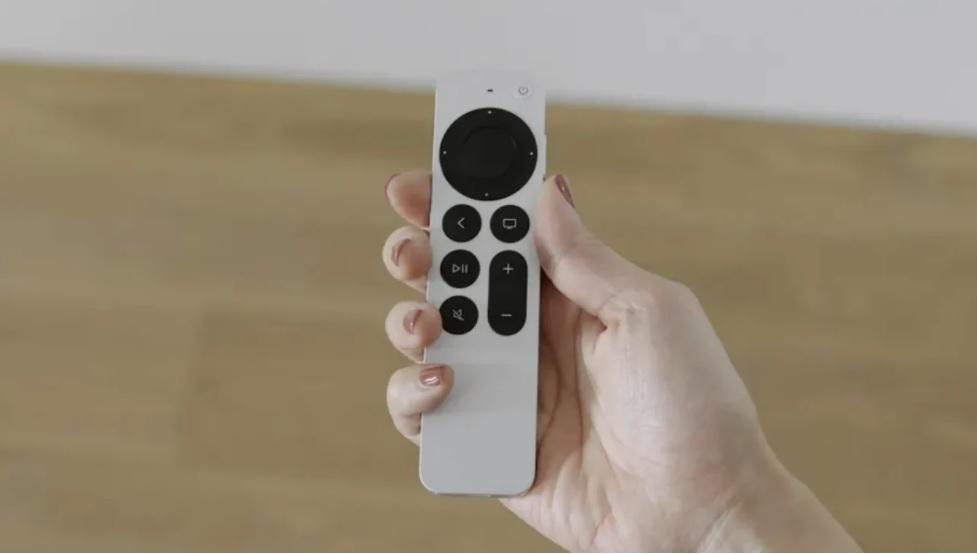 Apple TV 4K Kumandası