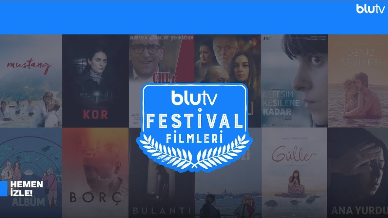 BluTV Ödüllü Filmler