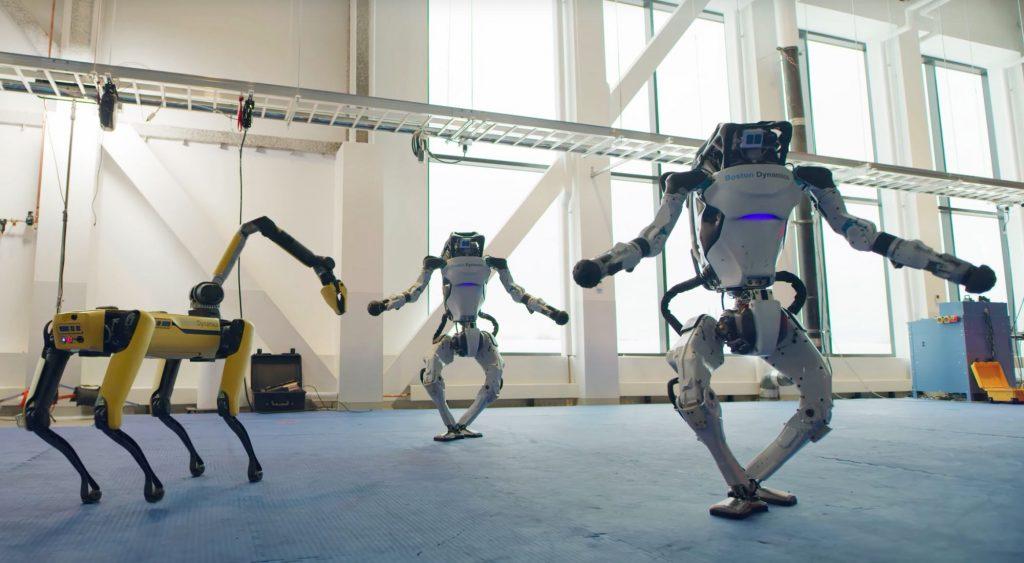 Boston Dynamics ABD Ordusu