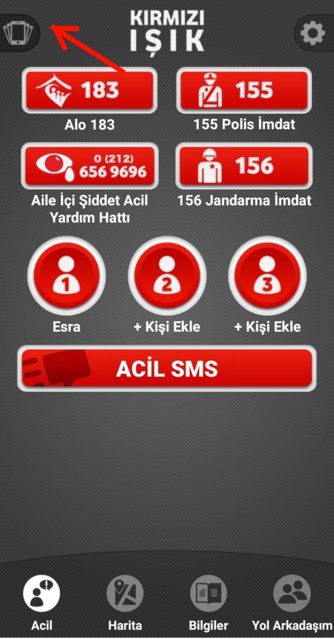 Vodafone Kırmızı Işık Nedir?