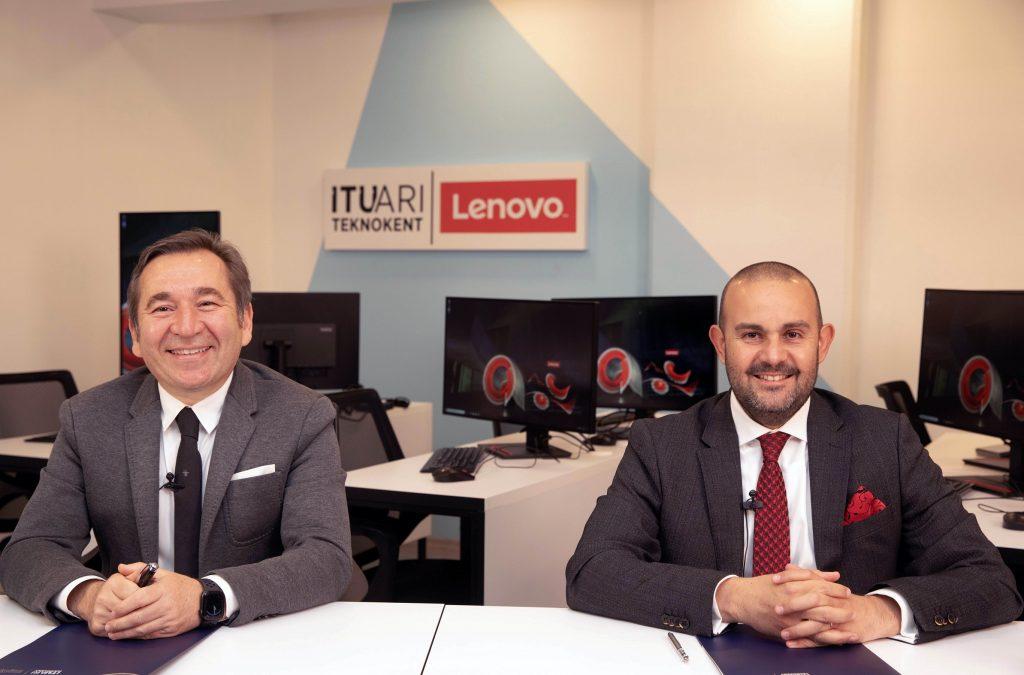 Lenovo Yazılım Laboratuvarı